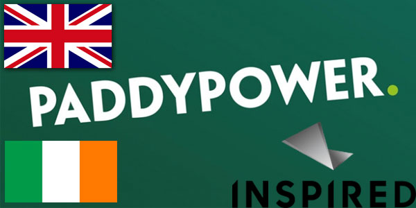 Inspired Gaming Group Signs New Deal With Paddy Power