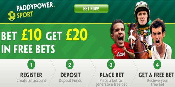 Paddy Power Sportsbook Grand National Promo