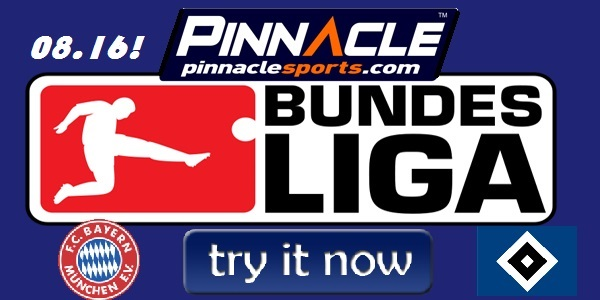 Pinnacle Sports Bundesliga promo