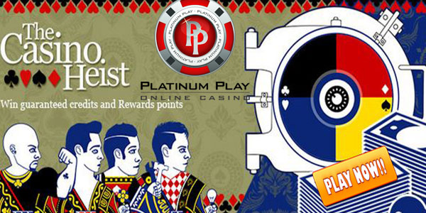 Play for 4 days after registration to earn credits and rewards pts.