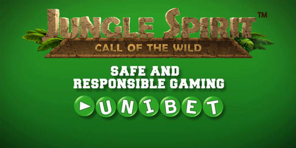 Play Jungle Spirit: Call of the Wild at Unibet Casino for Huge Cash Prizes