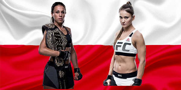 Which Polish Fighter are you Picking at UFC 205?