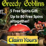 Celebrate the Introduction of Betsoft Games at Rembrandt Casino with 5 Free Spins on Greedy Goblins!