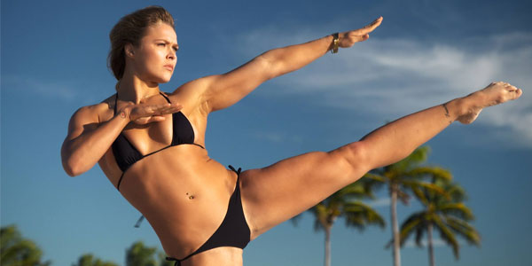 Ronda Rousey returns