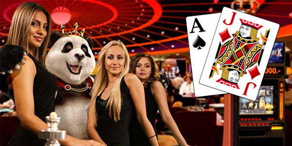 Royal Panda Casino blackjack