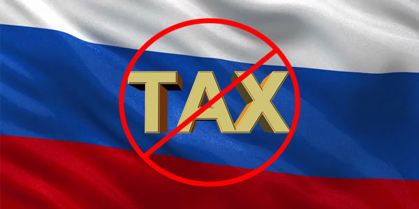 Gambling taxes in Russia