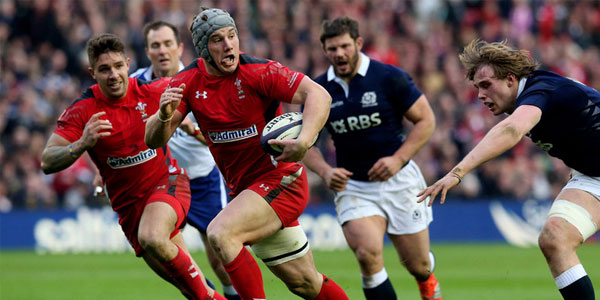 Wales and Scotland rugby