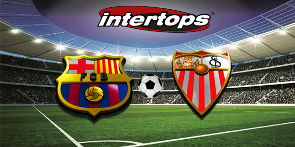 Protect Your Sevilla vs. Barca Bet with Intertops!
