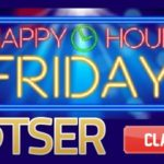 Get 200% Match Bonus for Real Cash play at Slotser every Friday!