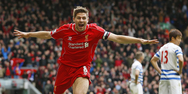 Steven Gerrard has retired