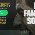 Deposit via PayPal to Play Fantasy Soccer for Money & Get $600!