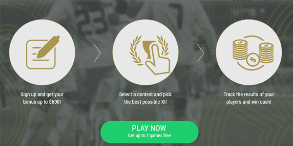 TheSix Daily Fantasy Sports