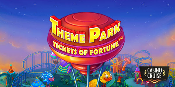 Theme Park - Tickets of Fortune - Exclusive Launch promo