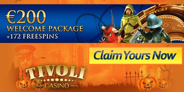 Tivoli Casino Welcome Package