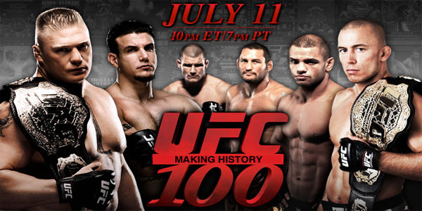 biggest UFC event in history