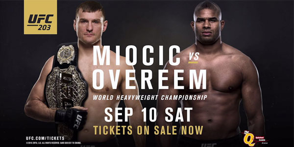 Ultimate UFC Betting Guide: Miocic vs. Overeem