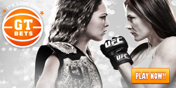 Bet on UFC 184 fight at GTbets