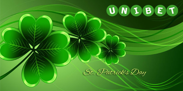 Test Your St. Patrick's Day Luck Playing Online Roulette at Unibet Casino!