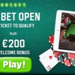 Sign up to Unibet Poker and get a EUR 200 Poker Welcome Bonus