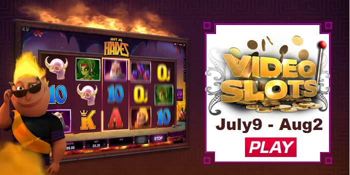 VideoSlots Casino Giveaway Prizes