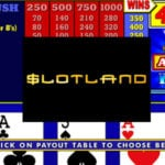 Match and No Deposit Bonus Codes for Trying Slotland's New Video Poker Game