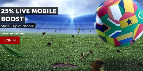 Win GBP 50 With Betsafe's African Cup of Nations Promo
