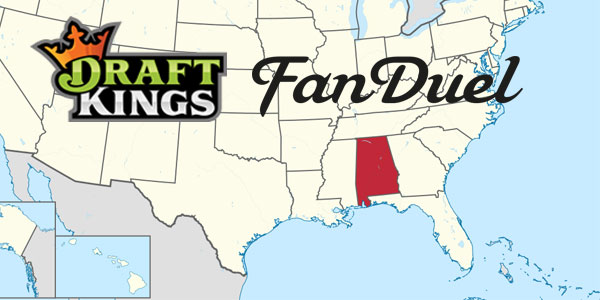 Paid daily fantasy sports were declared illegal in Alabama and DraftKings has less than a month to cease operation in the state