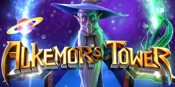 Alkemore's Tower online slot tournament