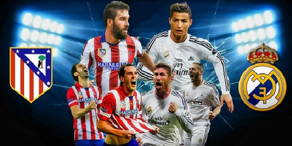 Atletico Real La Liga Betting