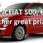 Win a Fiat 500 and Other Great Prizes at b-Bets Casino
