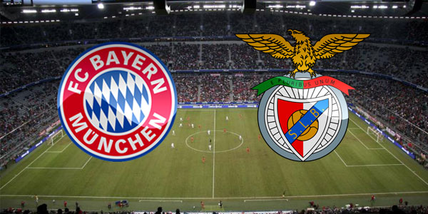Bayern Munich v Benfica Odds & Betting Tips Champions League preview safe bet best prices best offers