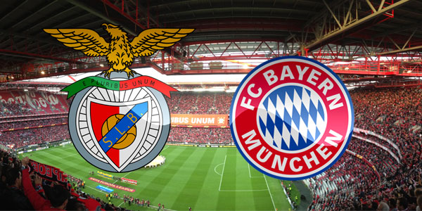 Benfica v Bayern Odds & Betting Tips Champions League online betting preview best odds best price
