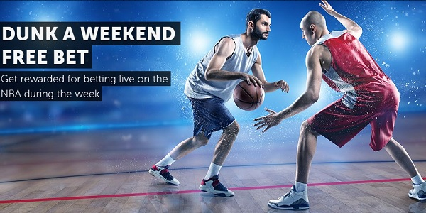 Betsafe Sportsbook NBA Betting Offer