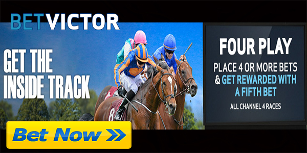 BetVictor Sportsbook Four Play Promo