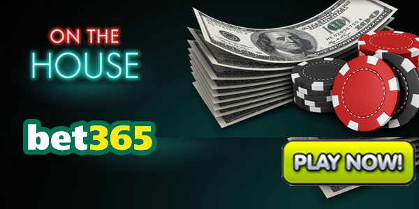A fabulous 10% rebate is yours during the On the House offer at Bet365 Casino