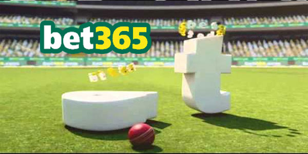 Wager on Bet365 Sportsbook for wide range of cricket pre-matches and In-Play markets on Bet365 Sportsbook