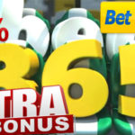 Claim up to 100% Extra Bonus on Combined Bets at Bet365 Sportsbook