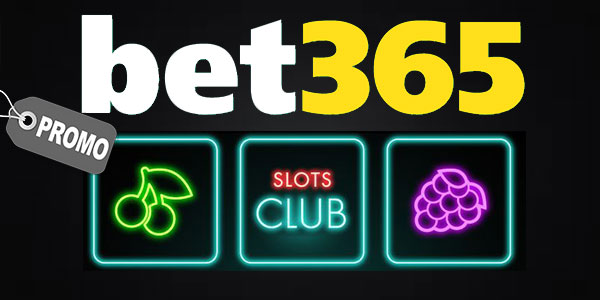 Get many exciting opportunities to receive bonuses and win prizes with Bet365 Casino's Slots Club.