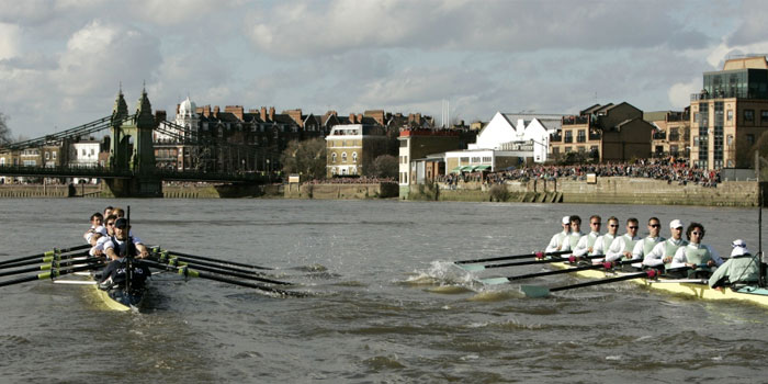 betting on the boat race is great