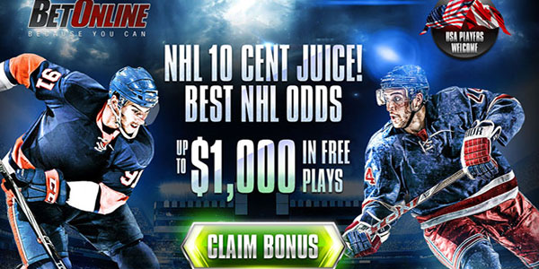 Bet Online promotion - GamingZion