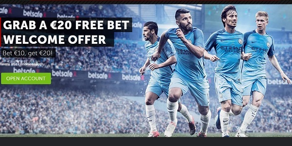 Join Betsafe and Bet on Sports for Free