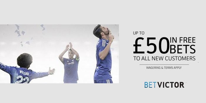 Get £50 More to Bet with from BetVictor! – One of the Best Free Bet Bonus Gifts