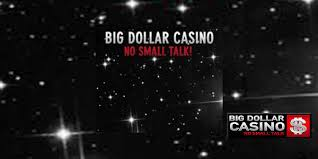 Exclusive Casino Bonus Code Big Dollar Casino