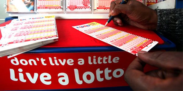 A Lucky Player Won the Record Breaking UK Lotto Jackpot lottery winnings lucky numbers