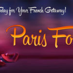 Play Today at Bingo Hall and Win Paris Getaway for Valentine's