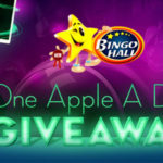 Win Free Apple Products at Bingo Hall's Giveaway Promo