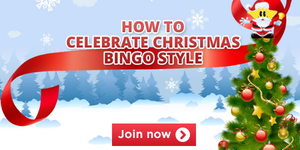 Bingo Hall Christmas promotion