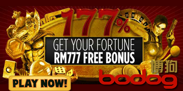 Bodog88 Casino Welcome Bonus