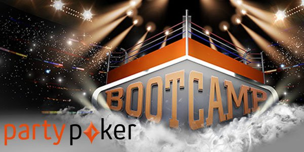 Party Poker Bootcamp promo