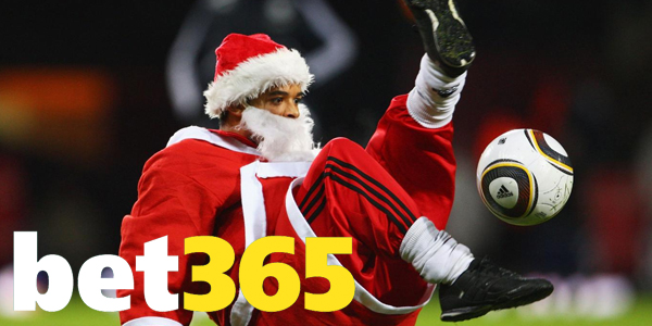 Bet365 Sportsbook Premier League Boxing Day
